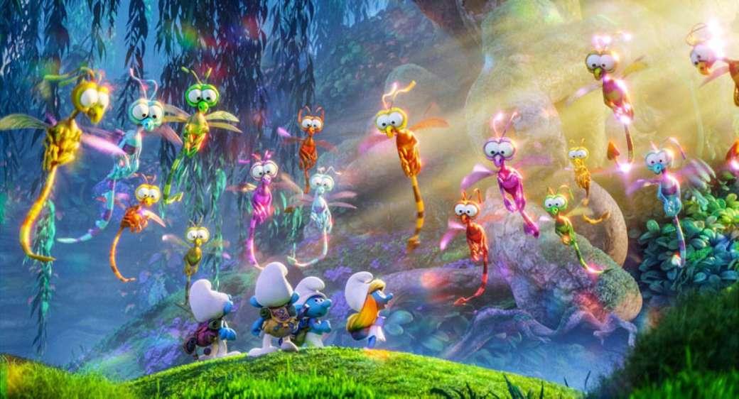 """The Smurfs: Raiders of the Lost Village - """"Copiii au nevoie de dragoste - mai ales când nu merită acest lucru."""" (7×4)"""