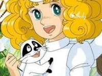 Candy și prietena ei inseparabilă Clin
