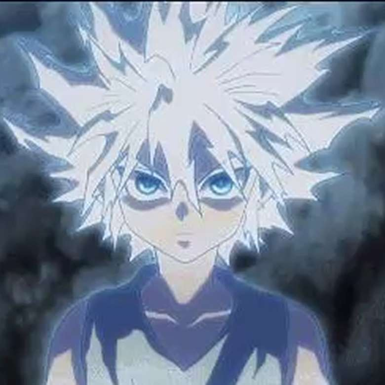 HxH - Killua Zoldyck - Hunter x Hunter's Killua's (10×10)