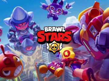 Brawl stars - browl stars, animation, cartoons