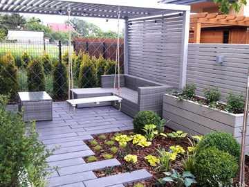 nowoczesny ogród - nowoczesny ogród....