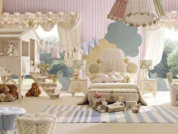 Pokój dziecka jak z bajki - Pokój dziecka jak z bajki