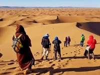 Μαρόκο - Σαχάρα - ταξίδι