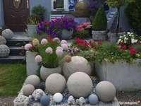 decoração - Decoração de jardim ...........