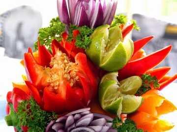 Bouquet of vegetables - Vegetable bouquet ......