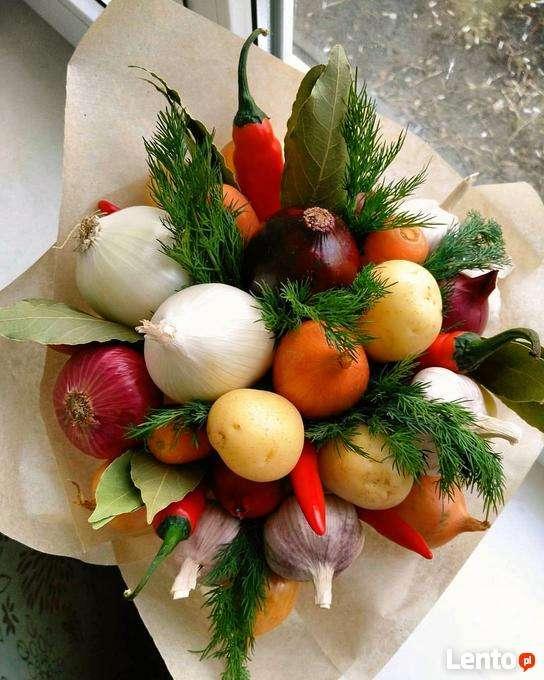 Profumo di verdure - Bouquet di verdure ........