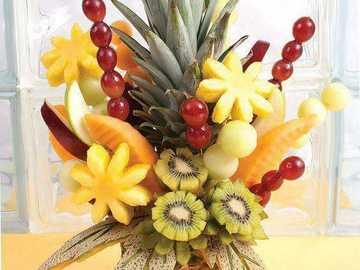 Bouquet of vegetables - A bouquet of vegetables ............