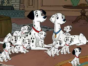 "101 Dalmatians, - ""It took my whole life to understand that I don't need to understand everything."""