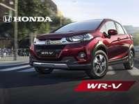 WR-V Honda - Nejširší SUV ve své třídě