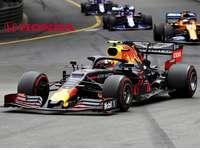 F1 Redbull Honda - Casse-tête Redbull Honda F1