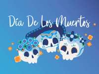 Day of the Dead - Build the image of the three ccatrinas