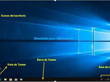 WINDOWS DESKTOP - TEILE DES WINDOWS DESKTOP