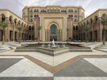 Emirates Palace Hotel & Conference Center - Zjednoczone Emiraty Arabskie