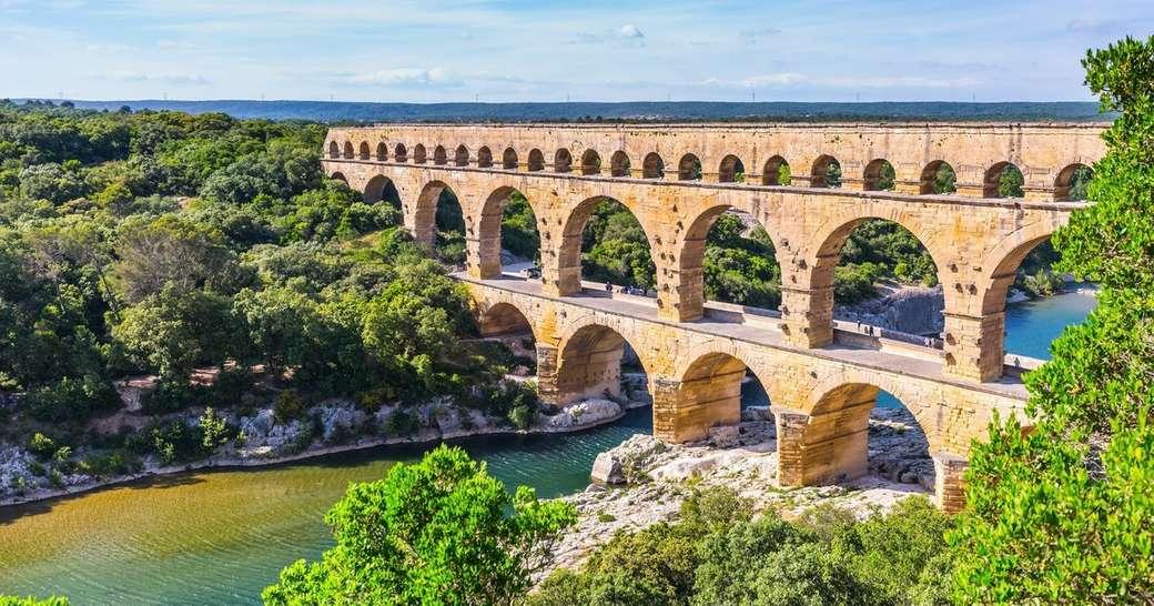 Pont du Gard - Nîmes_Pont du Gard__ közelében (9×5)