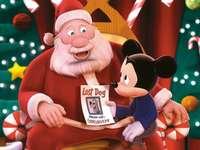 """Mickey - více pohádkových svátků - """"Váš osud je odrazem a výsledkem vaší postavy."""""""