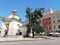 Na Cracóvia