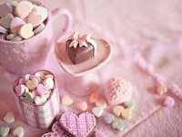 Όταν βλέπω γλυκά, τρώω !!