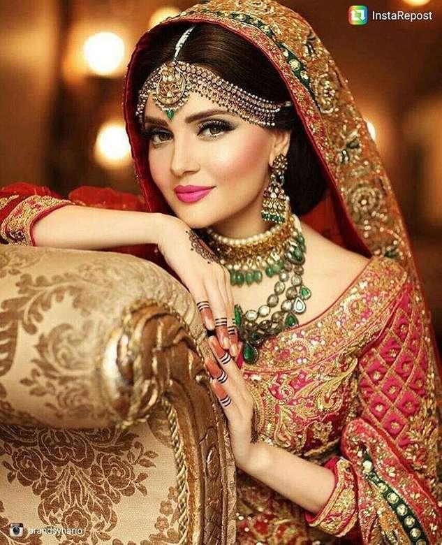 Belle arabe
