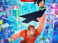 Wreck-It Ralph az interneten