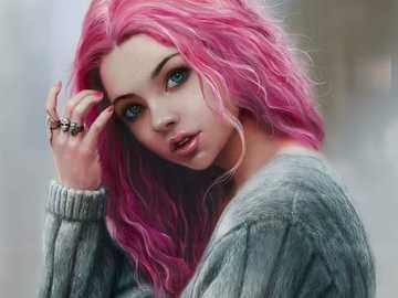 ೋ ღ Girl -Drawing 2019 ೋ ღ - ೋ ღ Girl -Drawing 2019 ೋ ღ