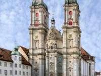 Sankt Gallen Collegiate Church Schweiz