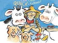 Klik, Clack Quack naar school