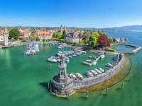 Konstanz på Bodensee