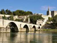 Avignon Provence Frankreich