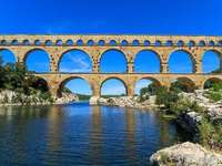 Avignon Brücke Provence Frankreich