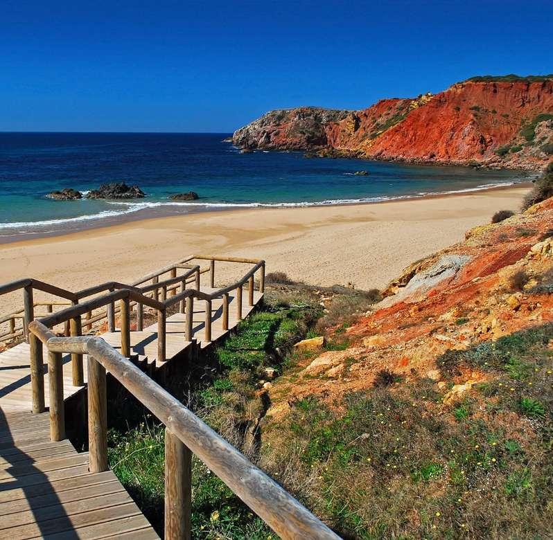 Portugal Amado Beach (10×10)