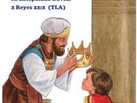 Jozjasz, chłopiec został królem