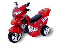 BATERSKÝ SKÚTR - Velký skútr Motorek s baterií pro děti