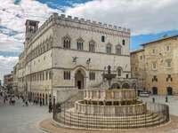 Περούτζια κέντρο της Ιταλίας