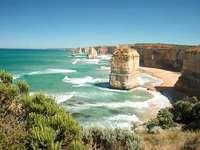 Australiens kust - ... Australiens kust