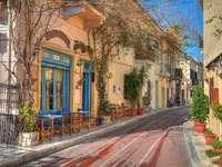 utca Athénban