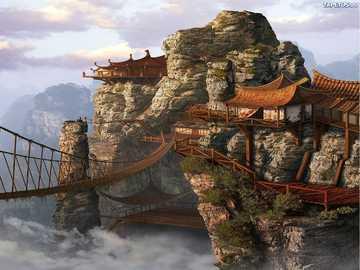dom na skale, most - dom na skale, most...