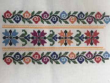 haft jako sztuka folkloru - haft jako sztuka folkloru