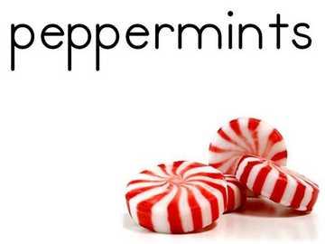 p is for peppermints - lmnopqrstuvwxyzlmnop