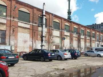 ancien chantier naval de Gdańsk - ancien chantier naval de Gdańsk