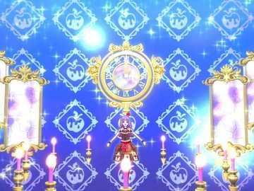 Premium Clock Circus (Romans) - LoLi GoThiC 品牌 的 高級 魅力 秀。 偶像 的 姿勢 、 背景 顏色 與 裝飾 , 因 O