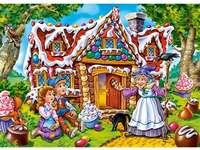 """cuento de hadas """"Hansel y Gretel"""" - cuento de hadas """"Hansel y Gretel"""""""