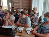 Κέντρο EIT 167 - Η εικόνα αντιπροσωπεύει εκπαιδευτικούς στο σεμινάριο