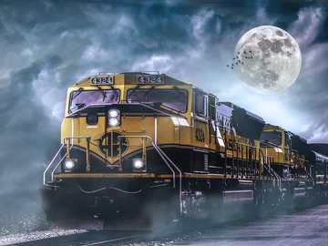 train... - m .................................