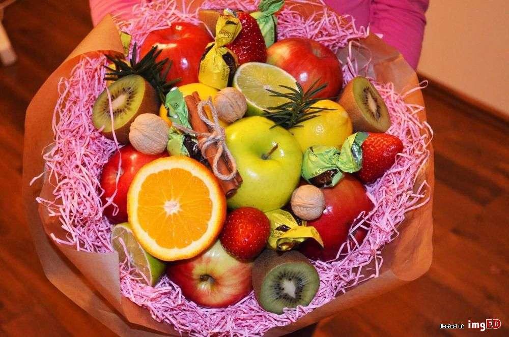 un bouquet di frutta - m (10×7)