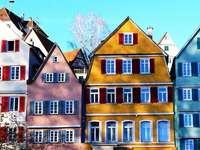 Maisons étudiantes de Tübingen