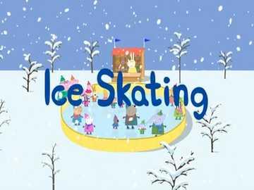 i is for ice skating - lmnopqrstuvwxyzlmnop