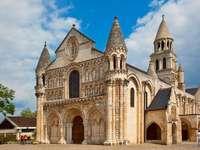 Poitiers Notre Dame la Grande
