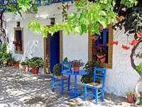 Κτίριο ελληνικού στιλ