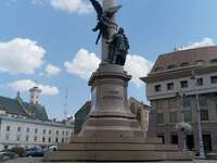 monumento en Lviv