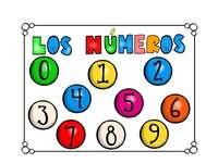 Números del 0 al 9